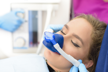 Sedation dentistry - Nitrous Oxide Sedation Dentistry