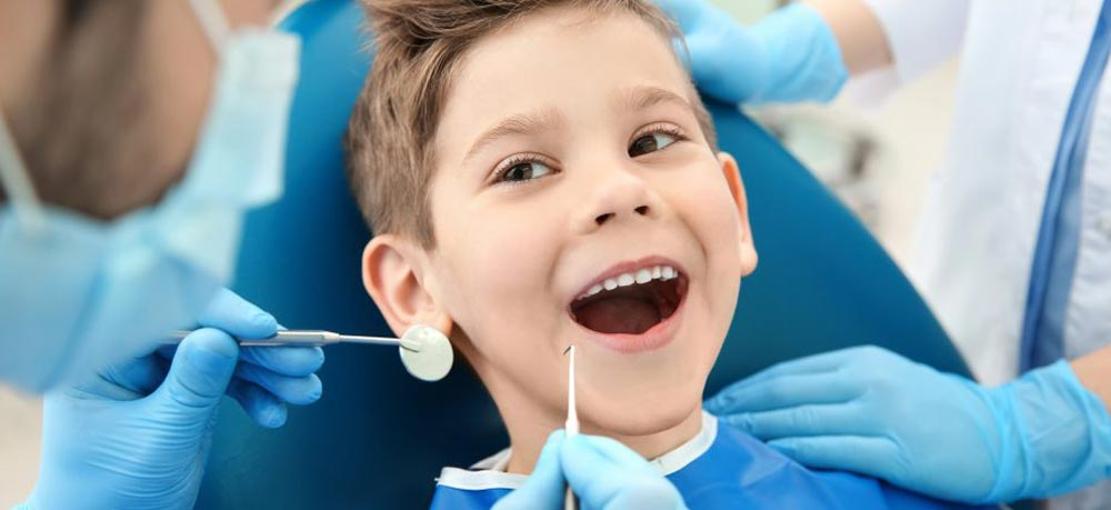 General Dentistry for kids